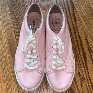 Cole Haan Margo Leather Sneakers